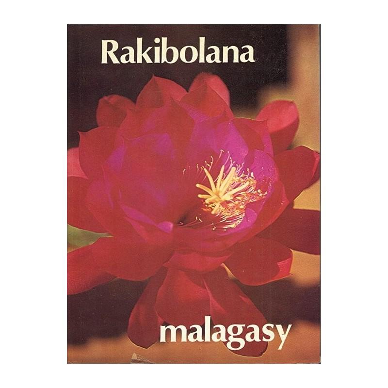 LIVRE Rakibolana Malagasy - Regis Rajemisa-Raolison