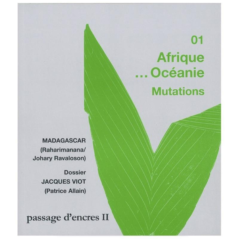 REVUE Passages d'encres II - Afrique... Océanie