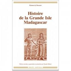 BOOK Histoire de la Grande Isle Madagascar  - Flacourt
