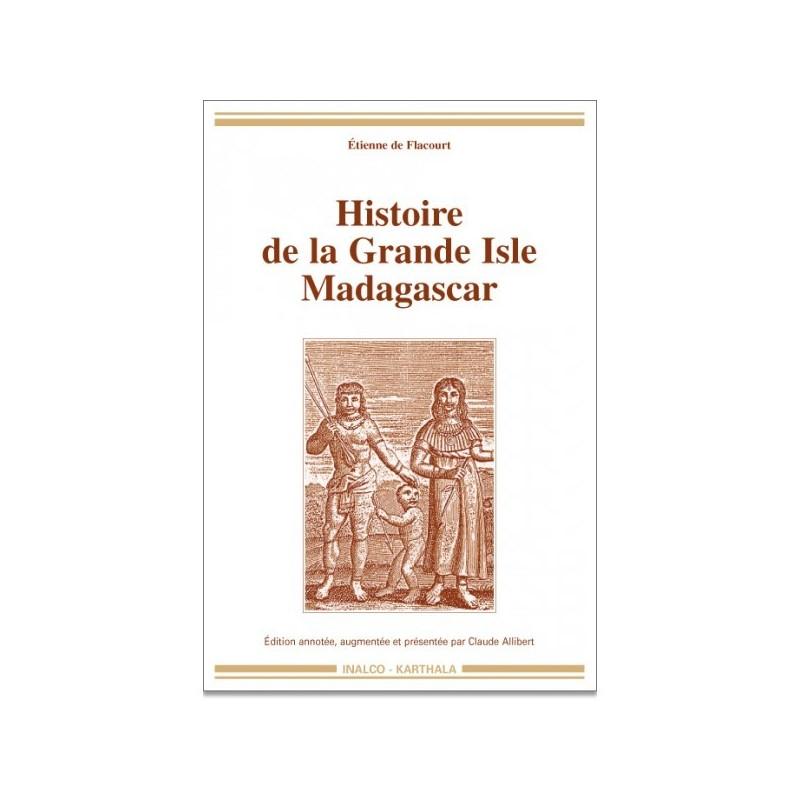 LIVRE Histoire de la Grande Isle Madagascar - Flacourt