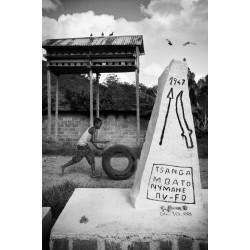 BOOK Portraits d'insurgés - Raharimanana, Pierrot Men