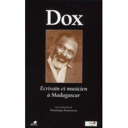 BOOK Dox, écrivain et musicien à Madagascar
