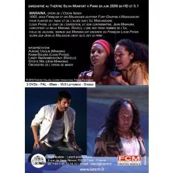 DVD Opéra Maraina