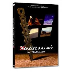 DVD Animação 3D  Janela sobre Madagascar
