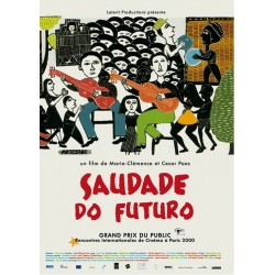 DVD Saudade do Futuro - MC sy C. Paes