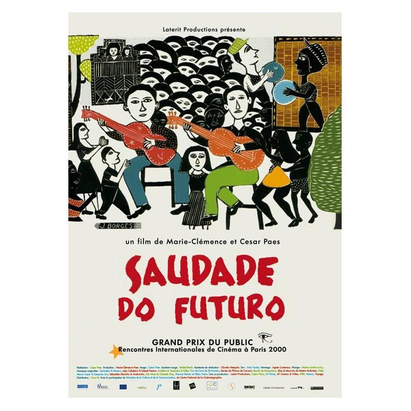 DVD Saudade do Futuro - MC sy C. Paes