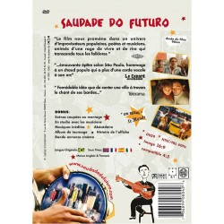 DVD Saudade do Futuro - MC et C. Paes