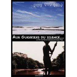 DVD Aos Guerreiros do Silêncio - MC et C. Paes