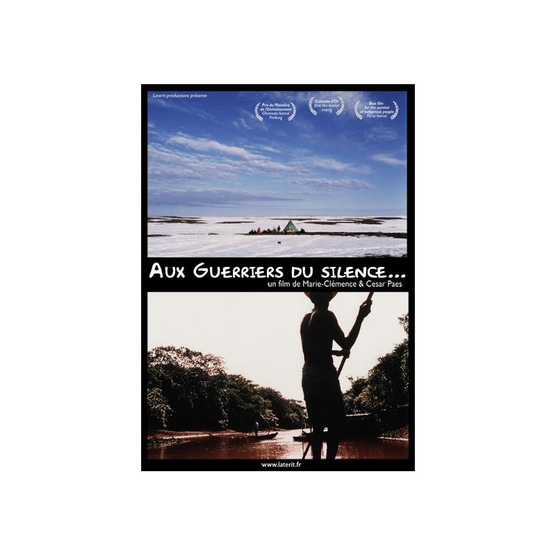 DVD Aux guerriers du silence... - MC et C. Paes