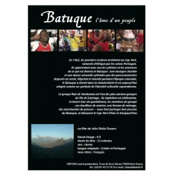 DVD Batuque, the soul of a people - Julio Tavares