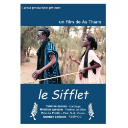 DVD Ilay sifflet  - As Thiam