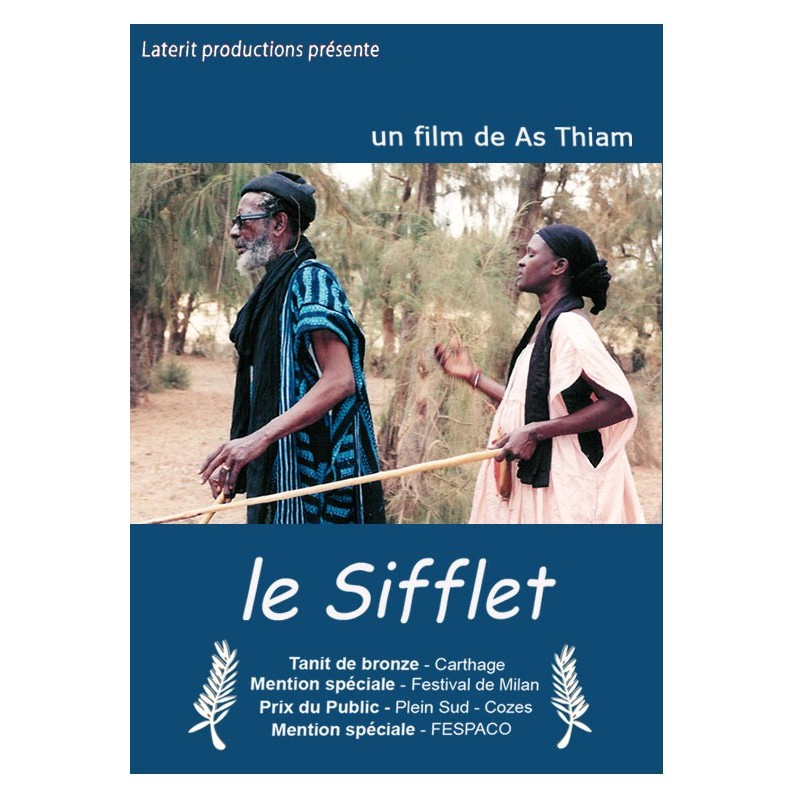 DVD Le Sifflet - As Thiam