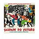CD Saudade do Futuro - original soundtrack