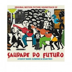 CD Saudade do Futuro - original soundtrack