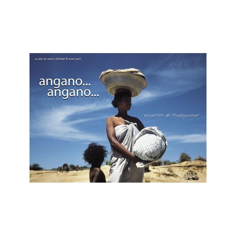 AFFICHE Angano... Angano...