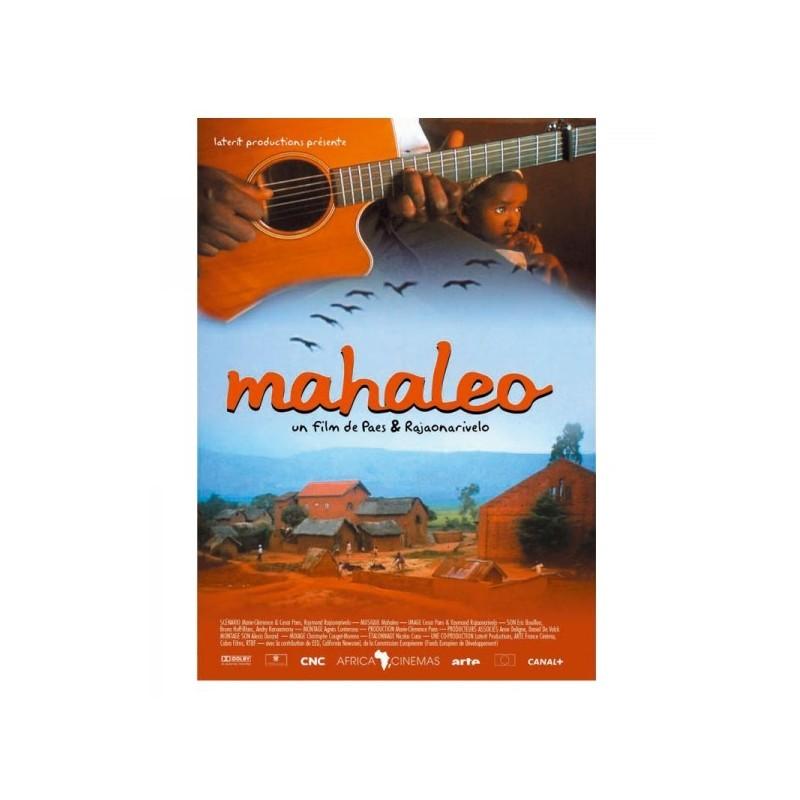 POSTER Mahaleo - the movie