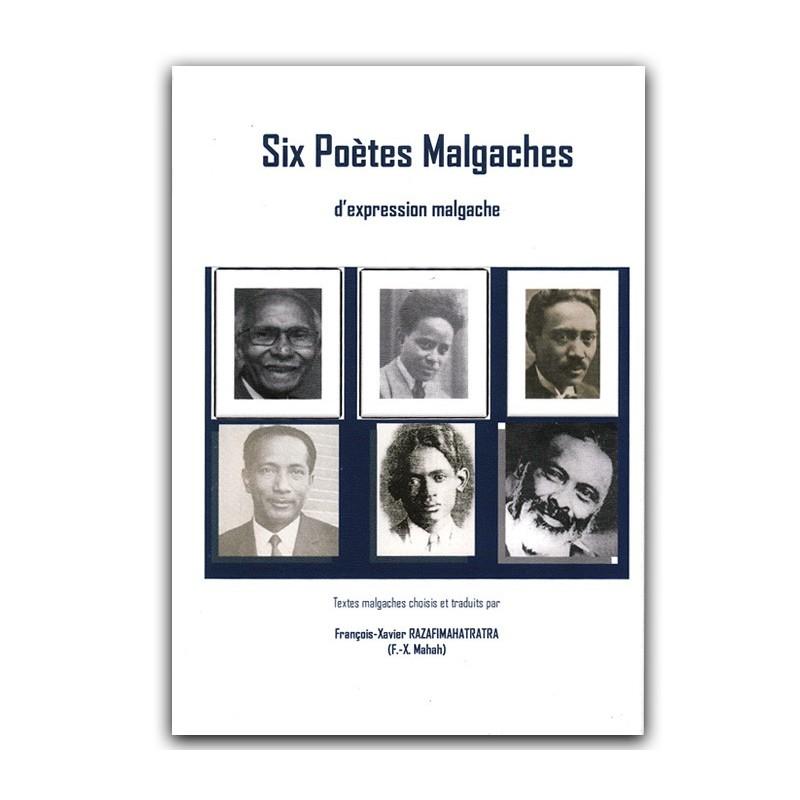 BOOK Six poètes malgaches
