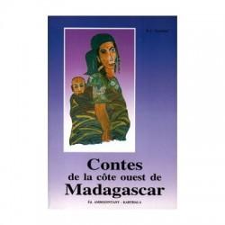 LIVRE Contes de la côte Ouest de Madagascar