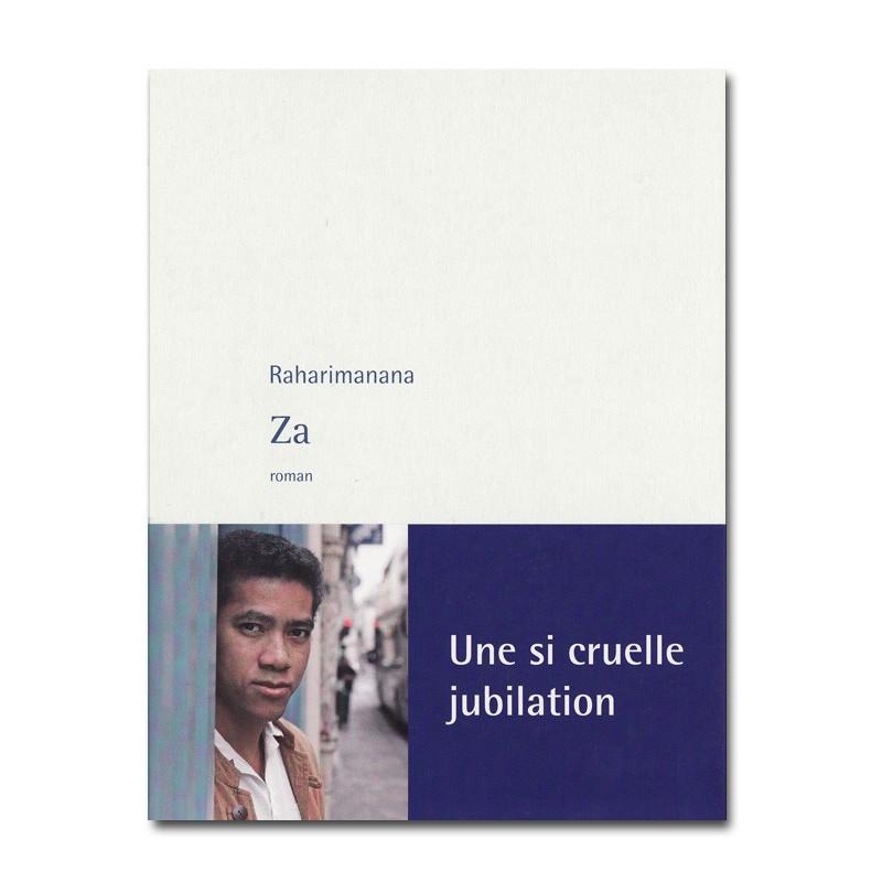 LIVRE Za - Raharimananana