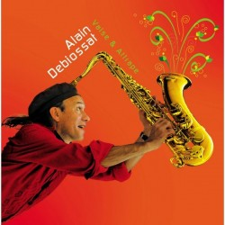 CD Valse et attrape - Alain Debiossat