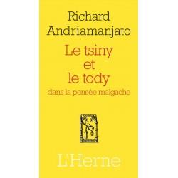 BOOK Le tsiny et le tody - Richard Andriamanjato