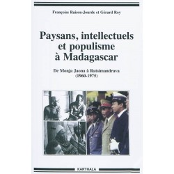 BOOK Paysans, intellectuels et populisme à Madagascar