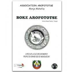 BOOK Boke Arofototse - Monja Mahafay