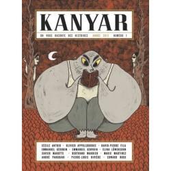 MAGAZINE Kanyar - numero 1