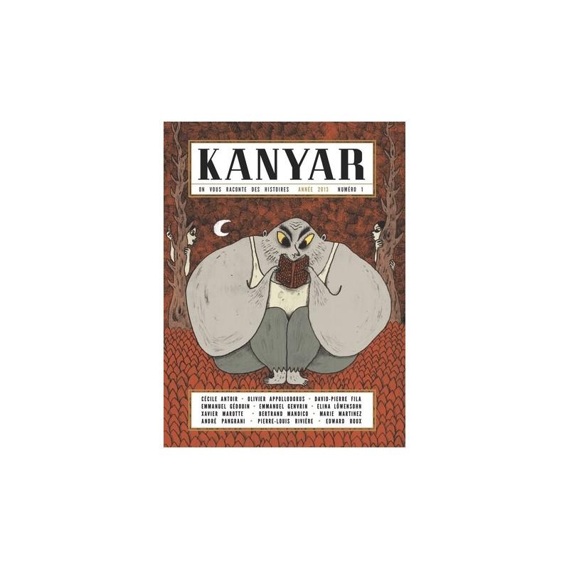 REVUE Kanyar - numero 1
