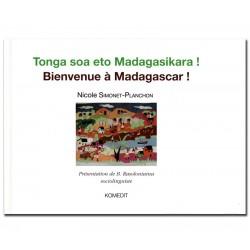LIVRE Bienvenue à Madagascar !