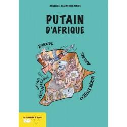 BOOK Putain d'Afrique - Anselme Razafindrainibe