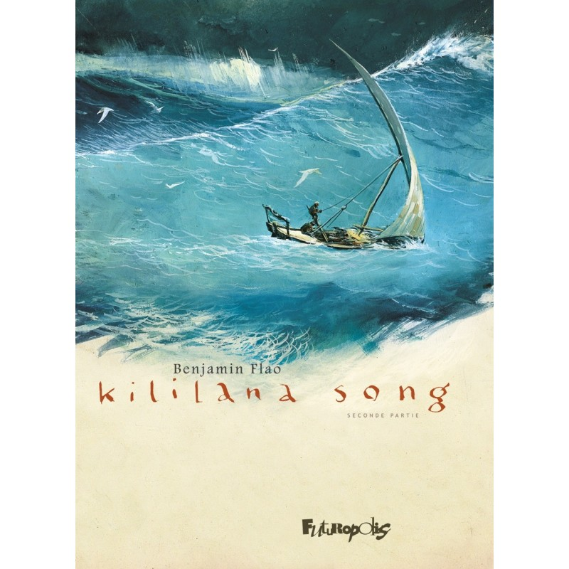 BOOK Kililana song 2 - Benjamin Flao