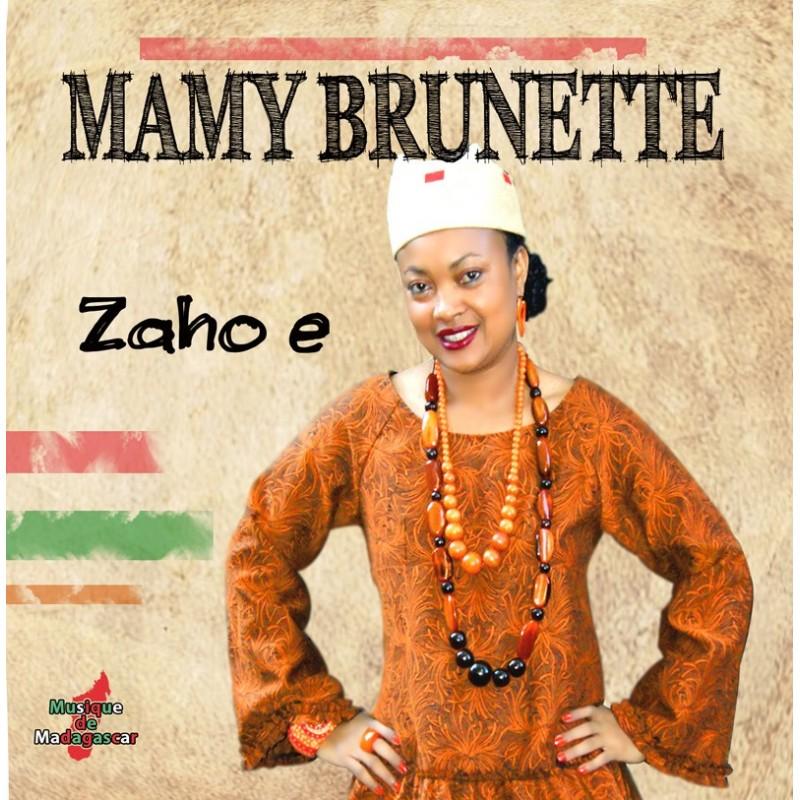 CD Zaho e - Mamy Brunette