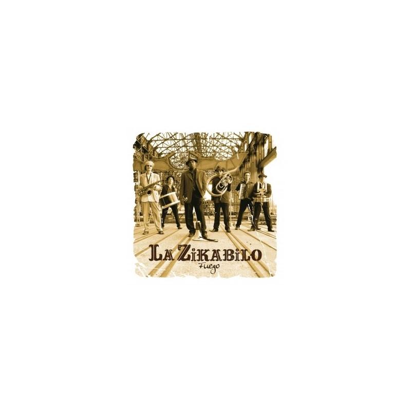 CD Fuego - La Zikabilo