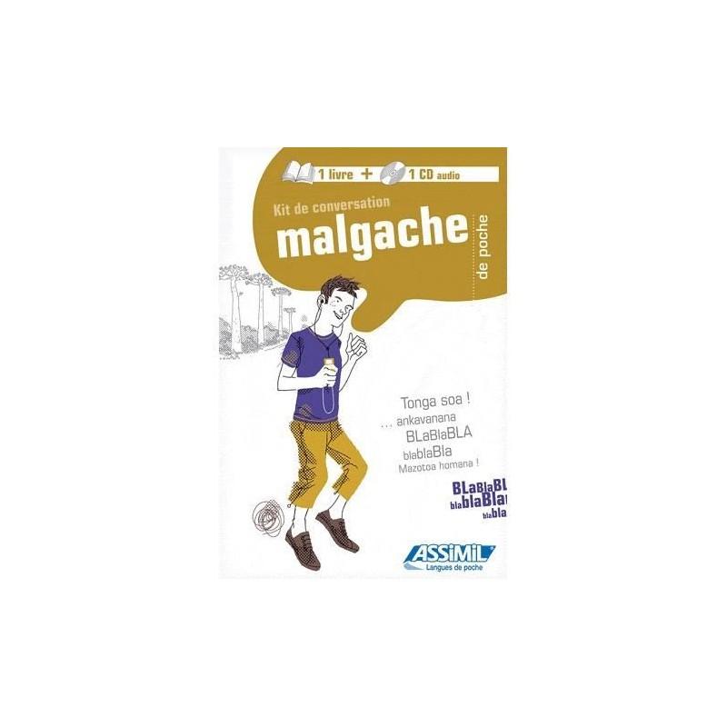 BOKY+CD Kit de conversation Malgache Assimil