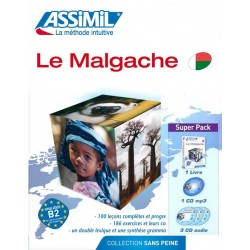 LIVRE+CD Superpack Malgache Assimil