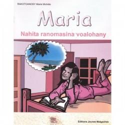 BOOK Maria. Nahita ranomasina voalohany