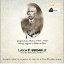 CD RATANY, mpampianatra tao Anatirova - Laka ensemble