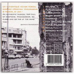 CD Badabada - Arison Jaha
