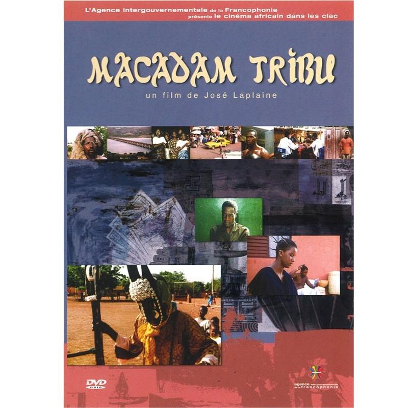 DVD Macadam Tribu - José Laplaine