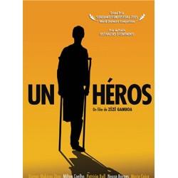 DVD O Heroi - Zézé Gamboa