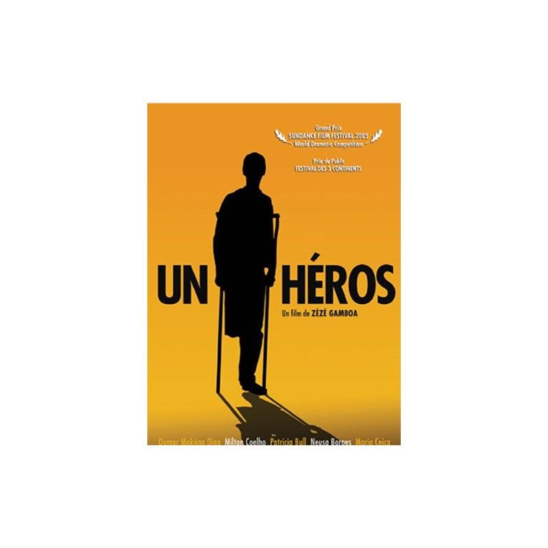 DVD Un Héros - Zézé Gamboa