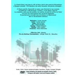 DVD Hospedes da Noite - Licinio Azevedo
