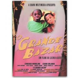 DVD O Grande Bazar - Licinio Azevedo