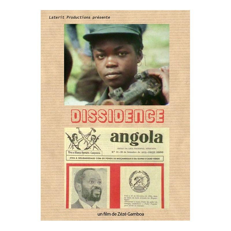 DVD Dissidence - Zézé Gamboa