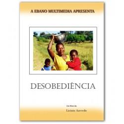 DVD Desobediência - Licinio Azevedo