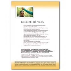 DVD DISOBEDIENCE - Licinio Azevedo