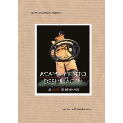 DVD The demining camp - Licinio Azevedo