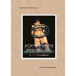 DVD The demining camp - Licinio Azevedo