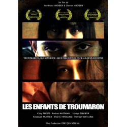 DVD The children of Troumaron - Harrikrisna et Sharvan Anenden